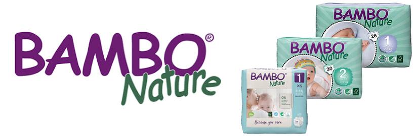 pañales bambo nature