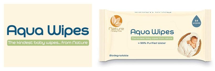aqua wipes toallitas